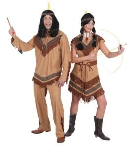 Indianer Cheyenne : Oberteil und Hose - 1