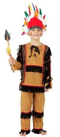 Indianer Comanche - 1