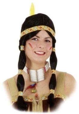 Indianer-Kostüm: Kette - 1