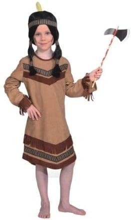 Indianerin-Kleid Cheyenne - 1