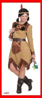 Indianerin Taluha : Kleid und Schürze - 1