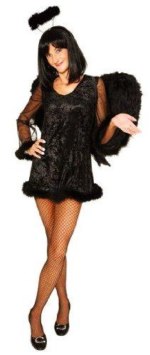 Kleid : Black Angel – Schwarzer Engel - 1