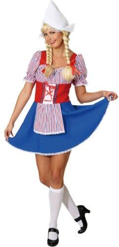 Kleid Holländerin - 1