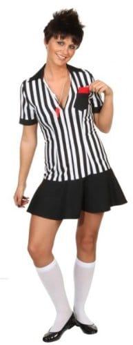 Kleid Schiedsrichterin - 1