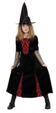 Kleid Vampirhexe - 1