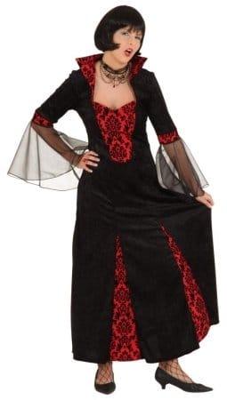 Kleid Vampirlady - 1