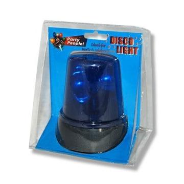 kleine Rundumleuchte blau, Blaulicht Lampe Rundumlicht - 2