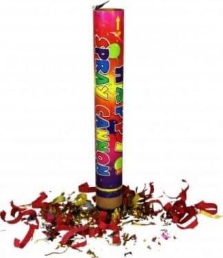 Konfettikanone: Confettishooter, 80 cm - 2