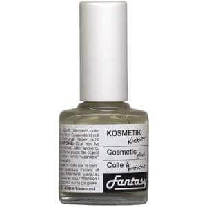 Kosmetikkleber 7ml, Kleber für Bärte Nasen Wimpern Mastix - 1