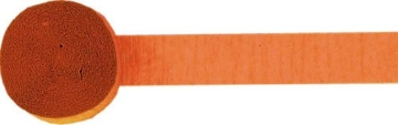 Kreppband in Orange, 8 cm x 30 m - 2