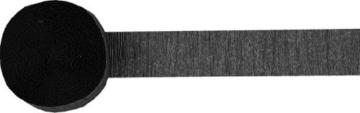 Kreppband in Schwarz, 8 cm x 30 m - 2