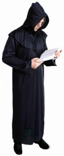 Kutte : Pater schwarz - 1