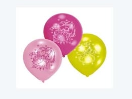 "Luftballon: Luftballons ""Sweet Little Princess"", 6er-Pack - 1"