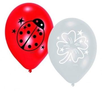 """Luftballon: Luftballons """"viel Glück"""", 6er-Pack - 1"""