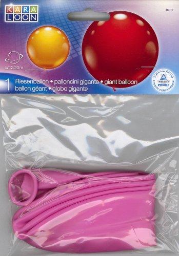 Luftballon: Riesenluftballon, 170 cm Umfang - 2