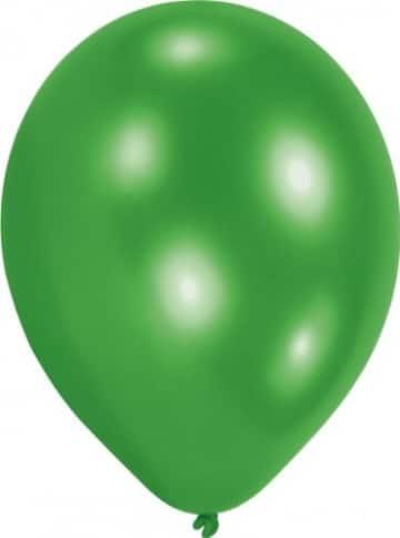 Luftballons, 10 Stück, grün, 65 – 75 cm - 1