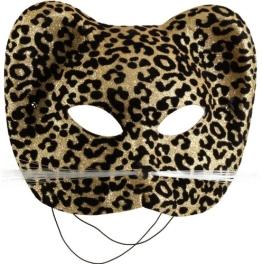 Maske Leopard de Luxe - 1