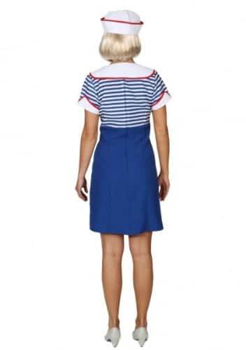 Matrosenkleid Ahoi : Kleid und Mütze - 3