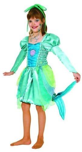 Meerjungfrau – Kleid für Kinder - 1