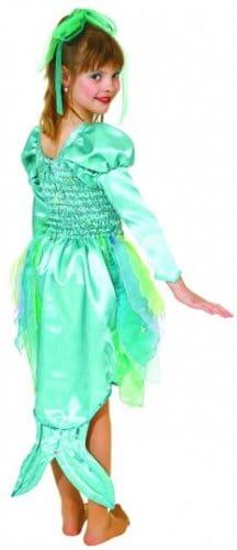 Meerjungfrau – Kleid für Kinder - 2