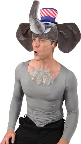 Mütze Elefant - 1