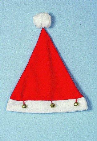 Mütze für den Weihnachtsmann mit Glöckchen - 2