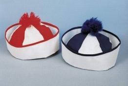 Mütze, Matrosenstil, Einheitsgröße - 1