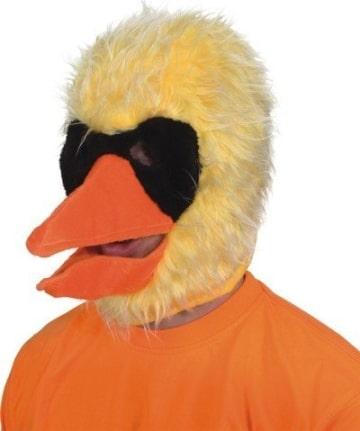 Mütze: Tiermaske, Vogel - 1