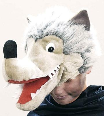 Mütze: Tiermütze, Wolf - 2