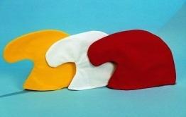 Mütze: Wichtelmütze, blau - 1
