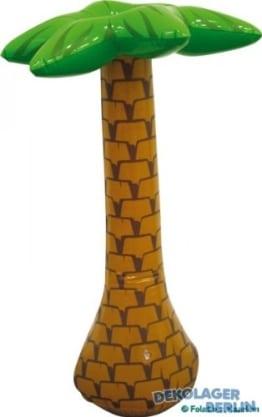 Palme, aufblasbar, 78 cm - 1
