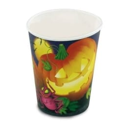Party-Becher HALLOWEEN 8er-Pack, Tischdeko - 1