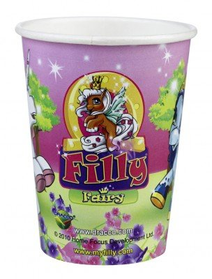 "Party-Becher: Trinkbecher mit dem Motiv ""Filly Fairy"", 250 ml, 8er-Pack - 1"