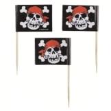 Party-Picker, Jolly Roger, 30er-Pack - 1