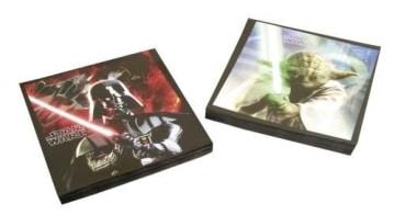 Party-Servietten: Servietten, Star Wars, 33 x 33 cm, 20er-Pack - 1