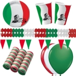 Party-Teller: Pappteller, Italien-Design, 23 cm, 10er-Pack - 2