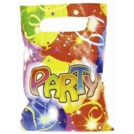"""Party-Tüten, Geschenktüten, """"Ballon-Party"""", 6 Stück - 1"""