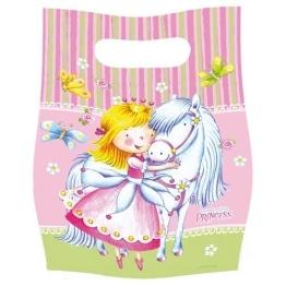 """Party-Tüten: Geschenktüten, """"Sweet Little Princess"""", 6er-Pack - 1"""