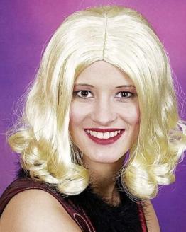 Perücke Betty blond - 1