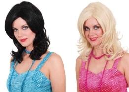 "Perücke: Damen-Perücke ""Gwen"", schulterlang, verstellbar, verschiedene Farben - 1"