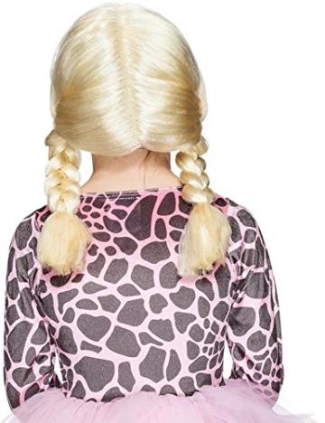 "Perücke: Kinderperücke ""Gretchen"", blond - 2"