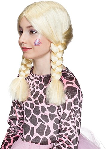 "Perücke: Kinderperücke ""Gretchen"", blond - 3"