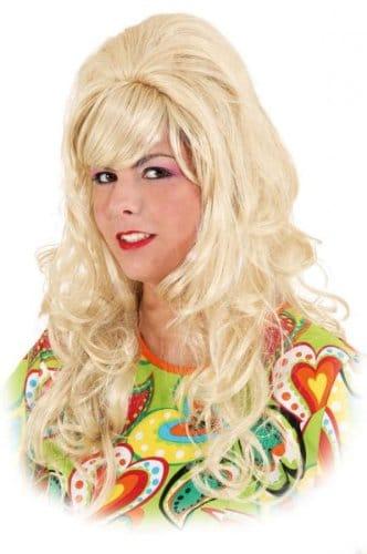 """Perücke """"Linda"""", lange Haare - 1"""