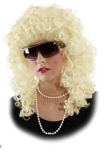 Perücke Loretta blond - 1