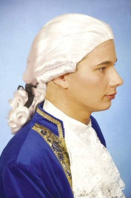 Perücke: Mozart-Perücke - 1