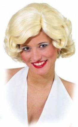 """Perücke: Perücke """"Mary"""", blond, kurz - 1"""