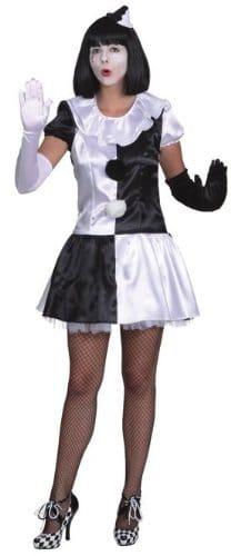 Pierro Dame : Kleid und Petticoat - 1