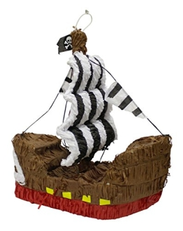 Pinata: Pinata-Figur, Piratenschiff - 1