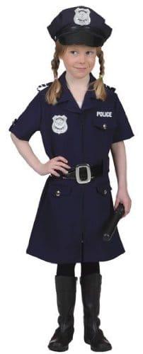 Polizistin : Kleid und Gürtel - 1
