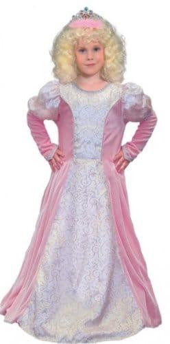 Prinzessin Bianca : Kleid mit Reifrock - 1
